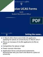 4. Persuasive Personal Statements University of York