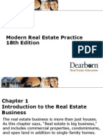 Maryland Real Estate Preperation 18th Edition _ch1-5