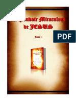 9 Le Pouvoir Miraculeux de Jesus Tome1