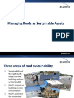 Bluefin Roofing- Managing Roofs as Sustainable Assets