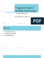 Week 2 - Iterative Data Processing - For Students
