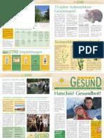 NaturGesund Zeitung März 2008