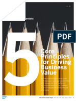 Marketing's New Mandate 5 Core Principles for Driving Business Value