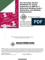 AWS Inspection Pocket Book