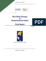 Final RepoFinal report Bird Strike Studyrt Bird Strike Study