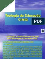 FILOSOFIA DA EDUCAÇÃO CRISTÃ