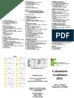 CALENDARIO- 2012 Integrado pós greve (1)