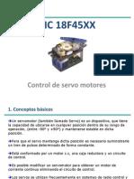 MPLABX C18 Control de Servos Rev261112