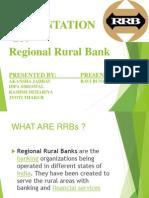Regional Rural Bankss