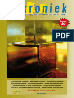 Mikroniek - Professional journal on precision engineering