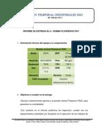 Informe Entrega Bomba Flowserve P241