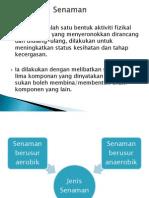 Definisi Senaman