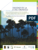 Biodiversidad Orinoco Baja
