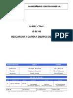 IT TC 05 Descargar y Cargar Equipo Del Camion R1 050901