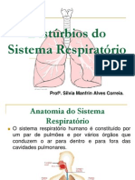 3- DISTURBIOS RESPIRATÓRIOS
