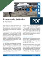 Three Scenarios for Ukraine
