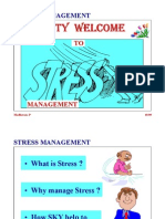 Sky Stress Management
