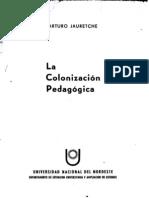 Colonizacion Pedagogica
