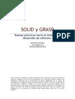 Solid y Grasp Buenas Practicas Hacia El Exito en El Desarrollo de Software