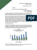 OEE 13-2012 Corea y Colombia Socios Comerciales