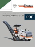 Manual Wirtgen c100