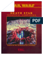 Star Wars d 6 Death Star Technical Companion