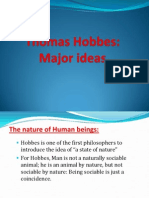 Hobbes major ideas.ppt