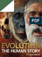 Evolution the Human Story