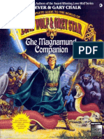 Lone Wolf - The Magnamund Companion