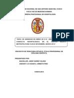 Proyecto Tesis Ansiedad 100% 4-3-14 Final Correccion