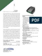 MicroU2E USB 2.0 to ExpressCard Adapter