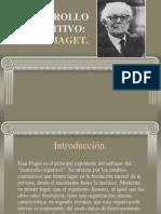 Jean Piaget Desarrollo Cognitivo