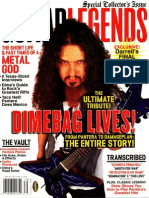 Guitar Legends - Dimebag Darrell