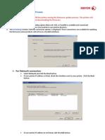 Windows FW Update Process