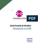 AFI 2013 - Presentacion GvSIG