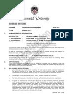 Gfib 497 - Treasury Management 26-02-2011 (m.ali Saeed) Ok