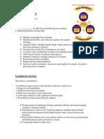 conceptual framework summary