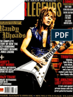 Guitar Legends - Randy Rhoads