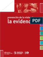 Libro de Cómo Evitar la Violencia...