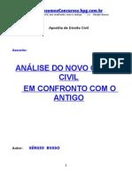 Analise Do Novo Codigo Civil