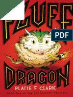 Fluff Dragon by Platte F. Clarke (Excerpt)
