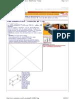 Conex Connector Lug Dimensions