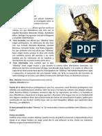 Análisis de la Obra Ollantay 2014 completa