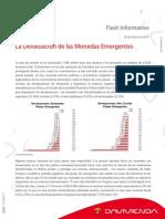 Flash - La Desvalorización de las Monedas Emergentes de 2014
