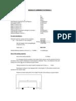 RCC Combined Footing design