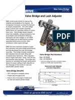 EMD Valve Bridge