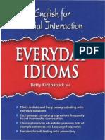 [Kirkpatrick] Everyday Idioms