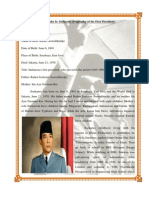 Biography Ir.soekarno