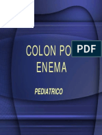 Colon Por Enema Pediatrico
