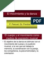 El Movimiento y La Danza